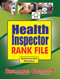 JUNIOUR HEALTH INSPECTOR - RANK FILE